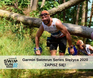 Rejestracja na Garmin Swimrun Series Stężyca 2020