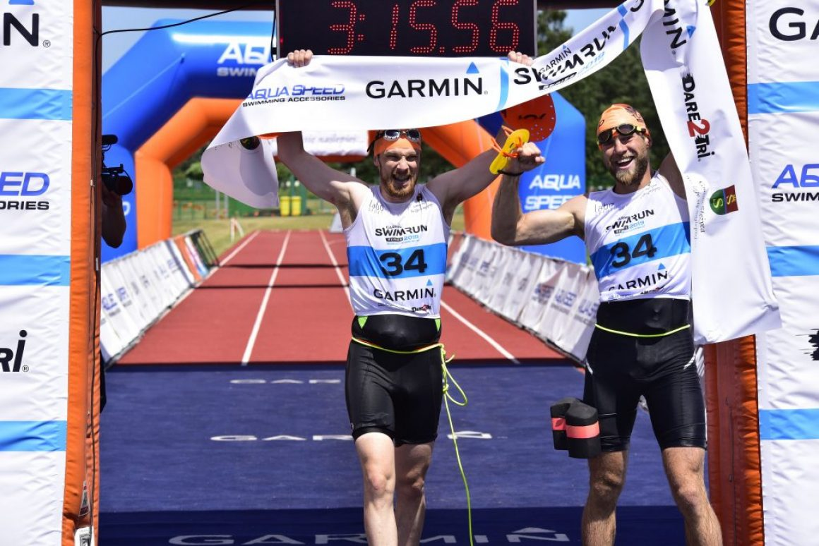 Garmin Swimrun Series Stężyca 2019